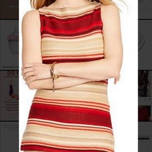 COPY - Lauren Ralph Lauren striped sleeveless swe…
